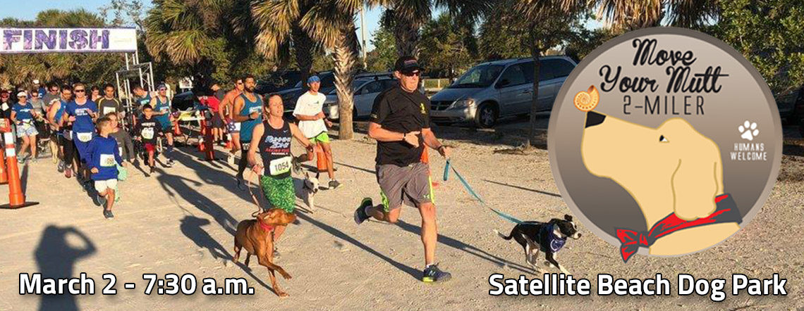 Move Your Mutt 2-Miler